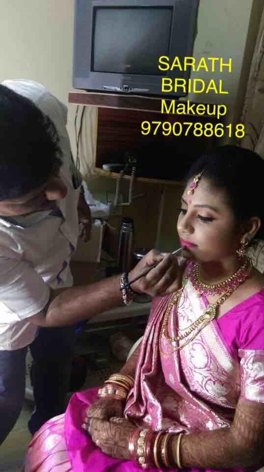 Bridal Makeup Artist Chennai - Sri Sarath 9790788618