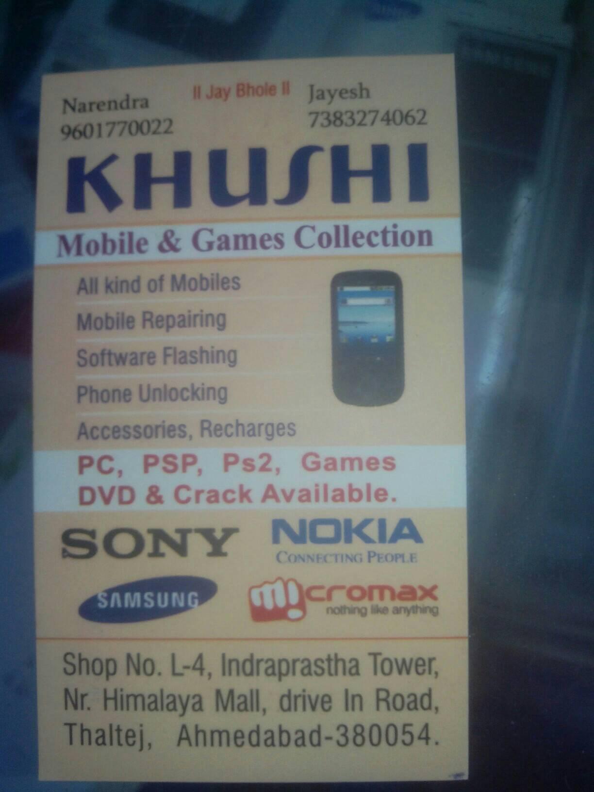 Khushi Mobile