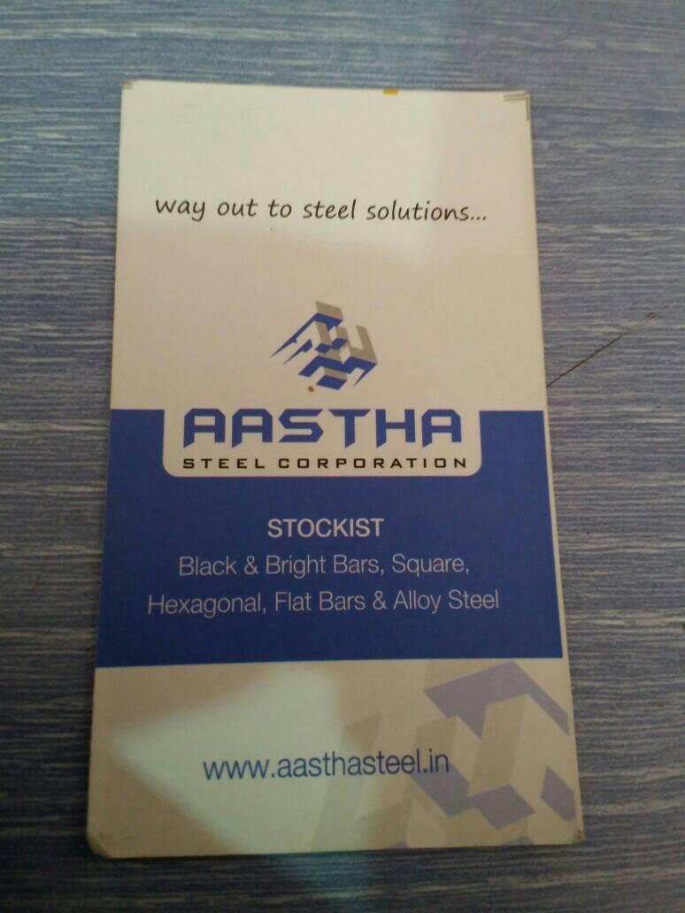 Aastha Steel Corporation