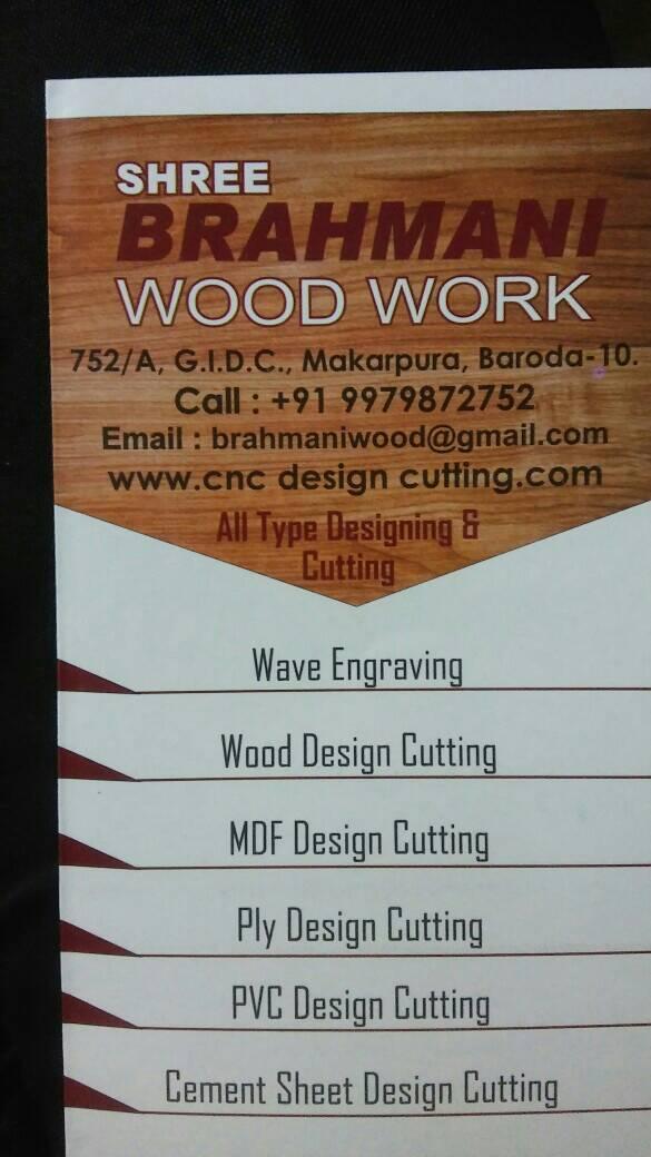 Shree Brahmani Wood Work