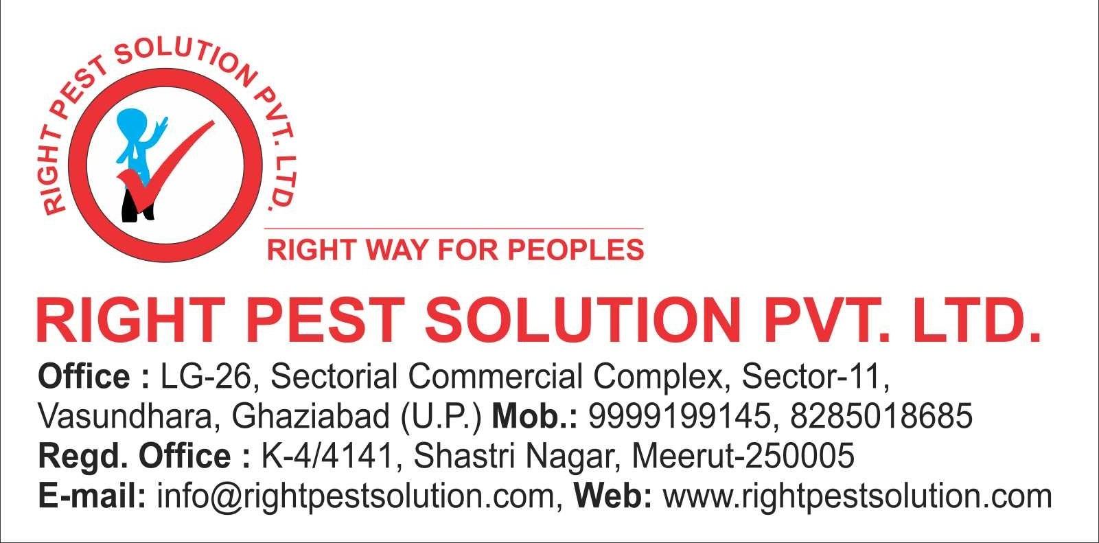 Right Pest Solution Pvt Ltd