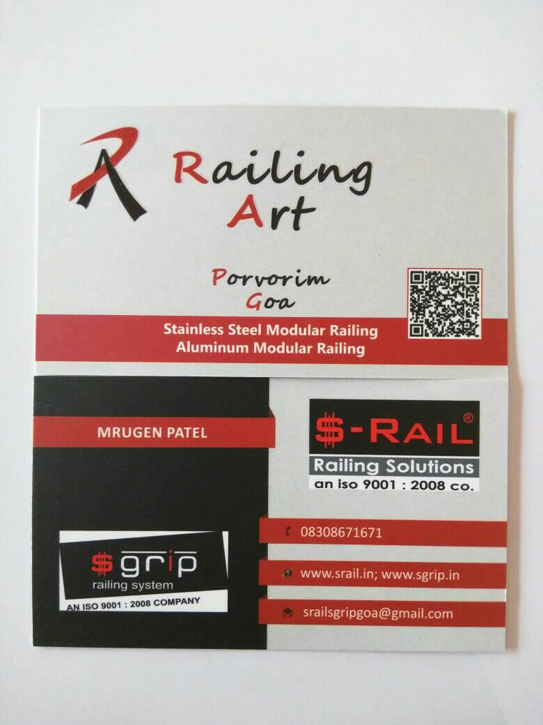 Railing Art