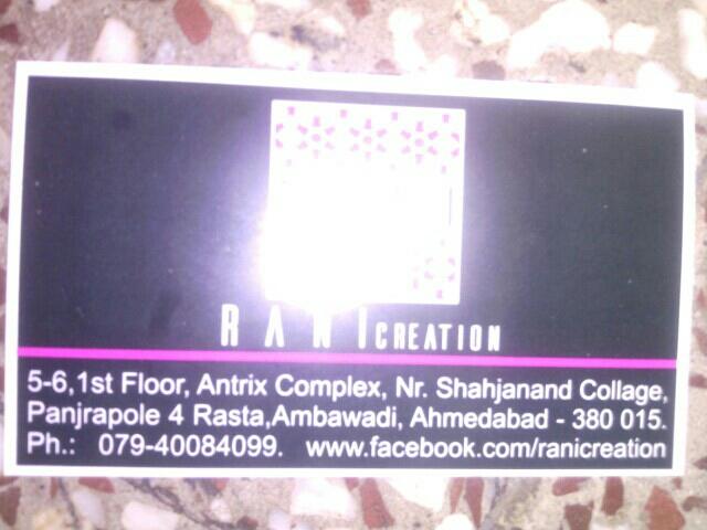 Rani Creation