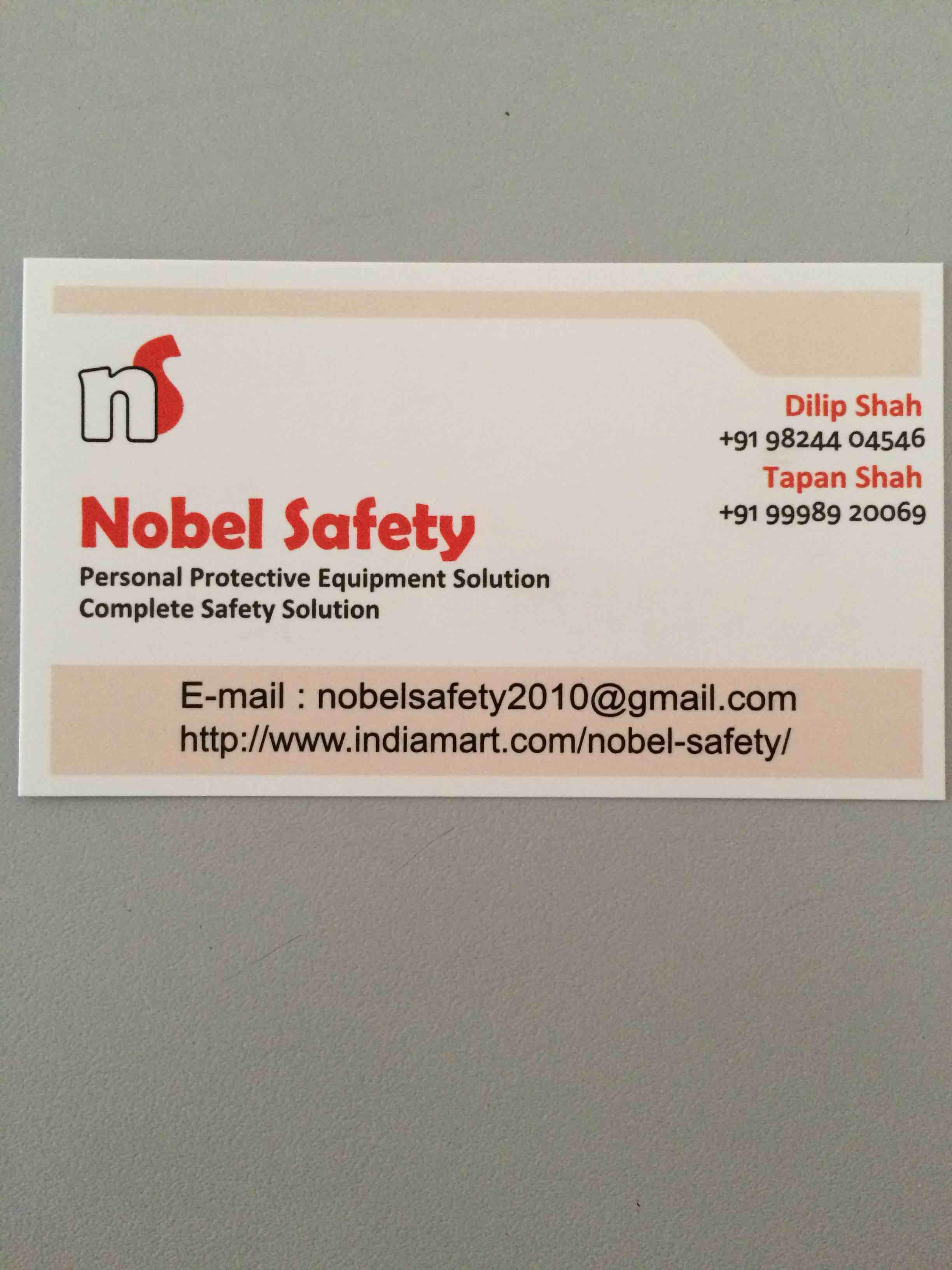 Nobel Safety