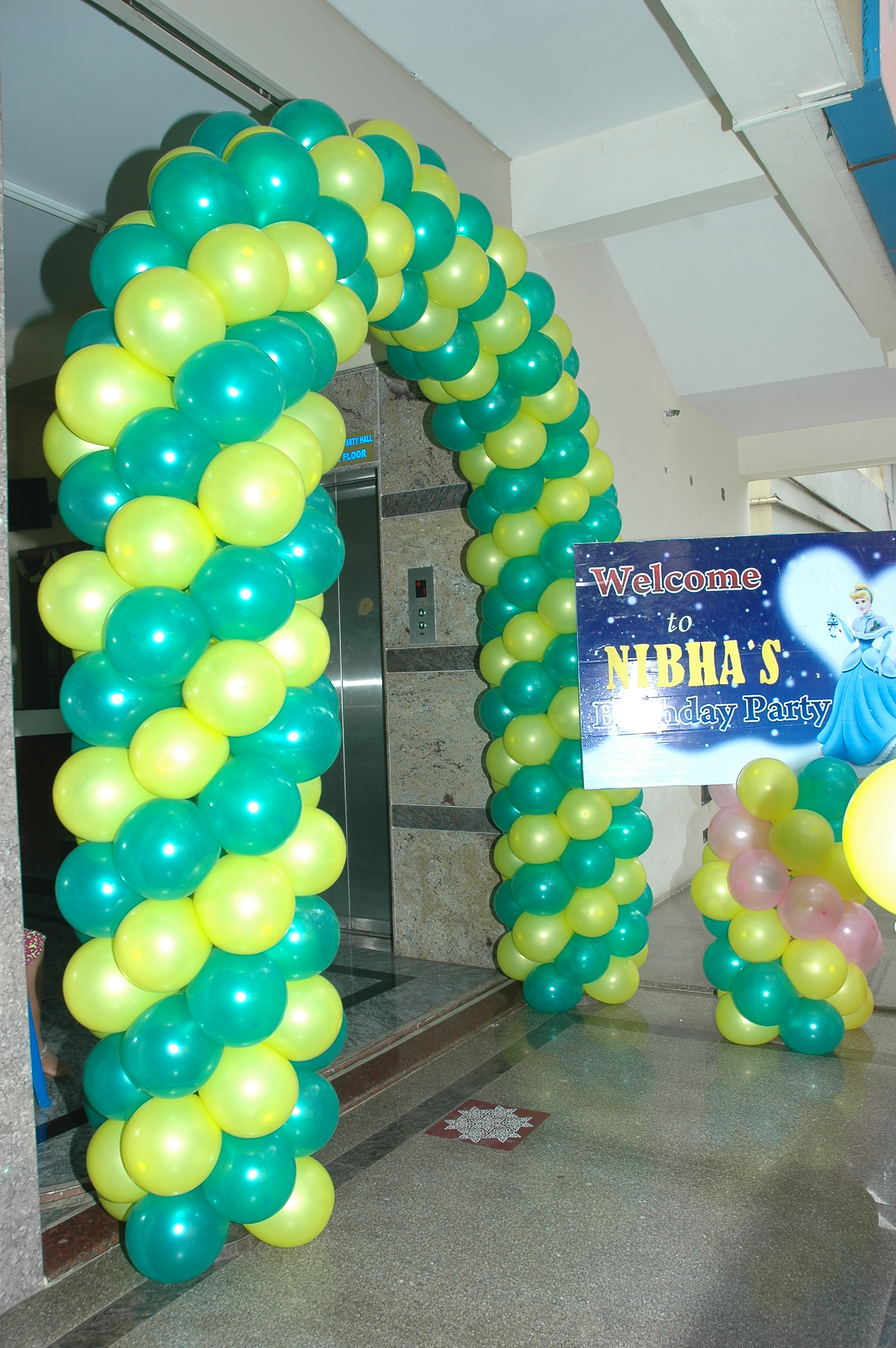 Sonu Party and Events