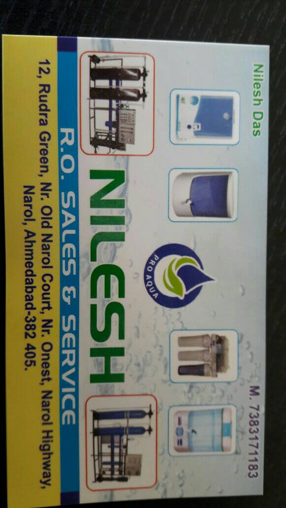 Nilesh R.O. Sales And Service