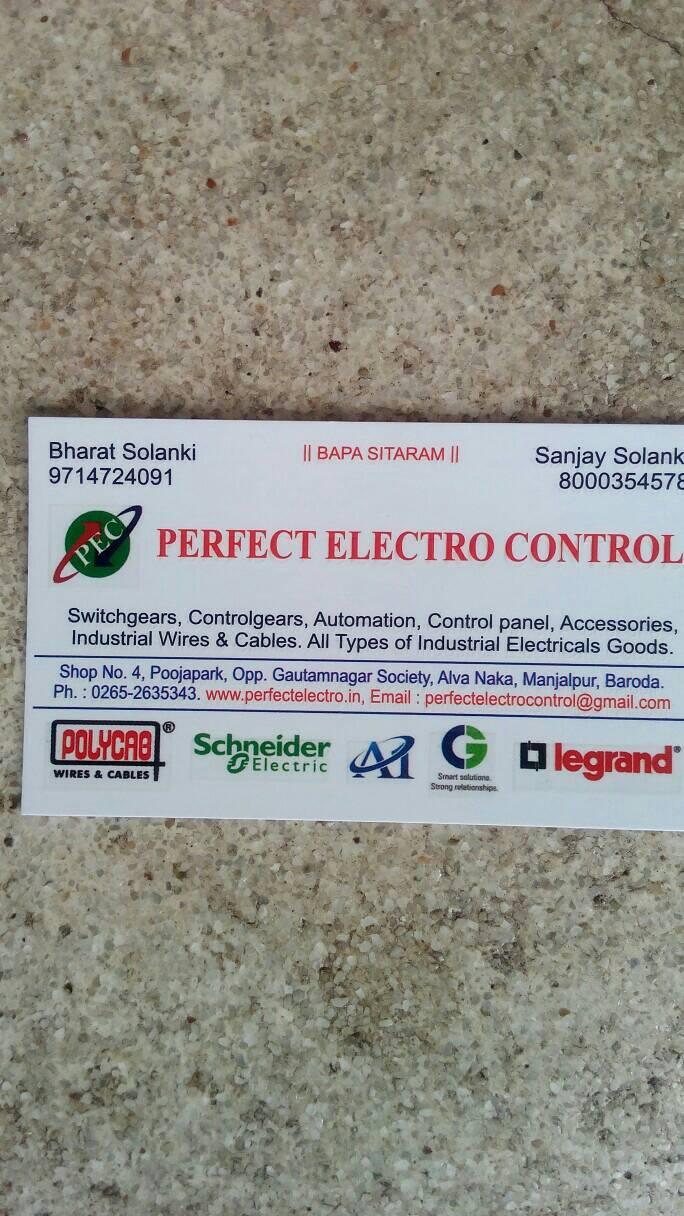 Perfect Electro Control