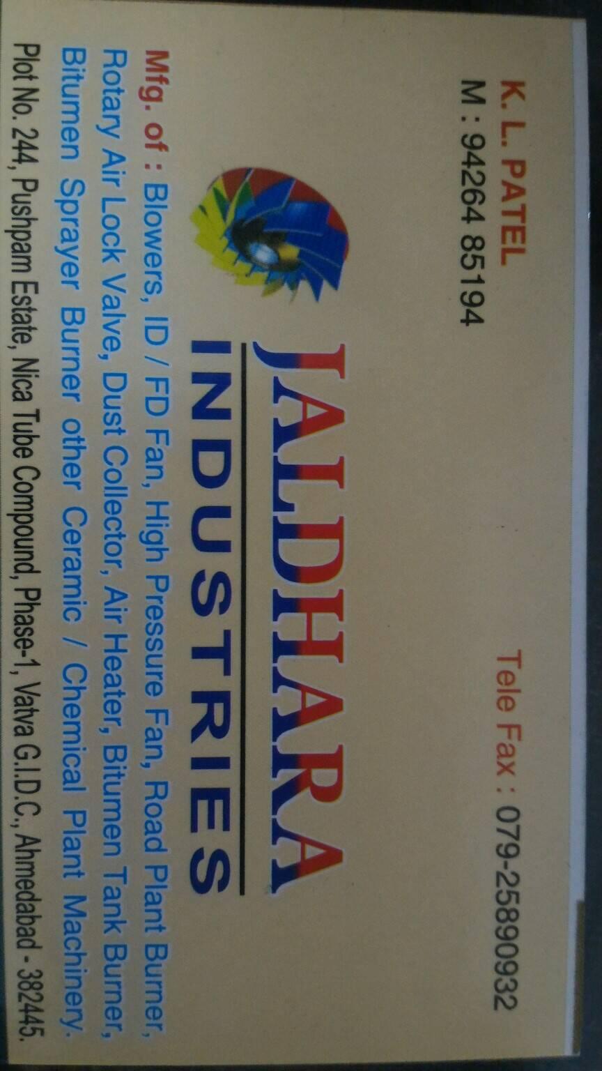 Jaldhara Industries