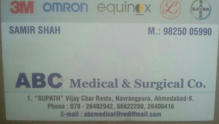 Abc Surgicals Co.