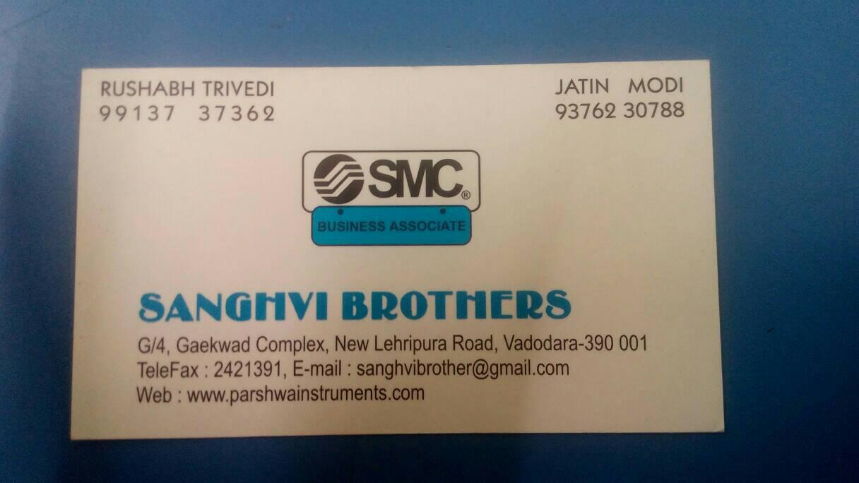 Sanghvi Brothers
