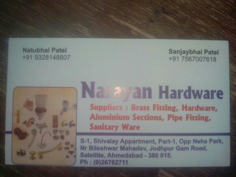Narayan Hardware