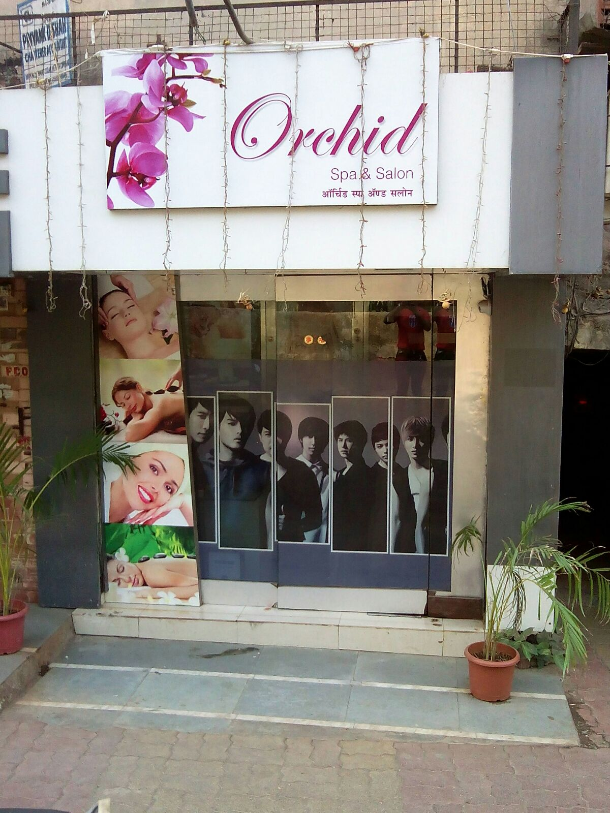 Orchid Spas & Salon