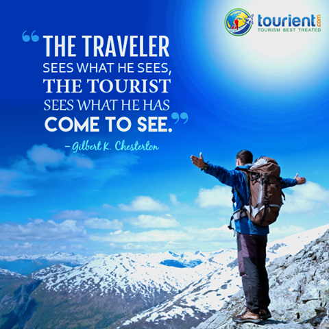 Tourient Travel Services | Toll Free: 1800 2700 484 | Best Tour Packages