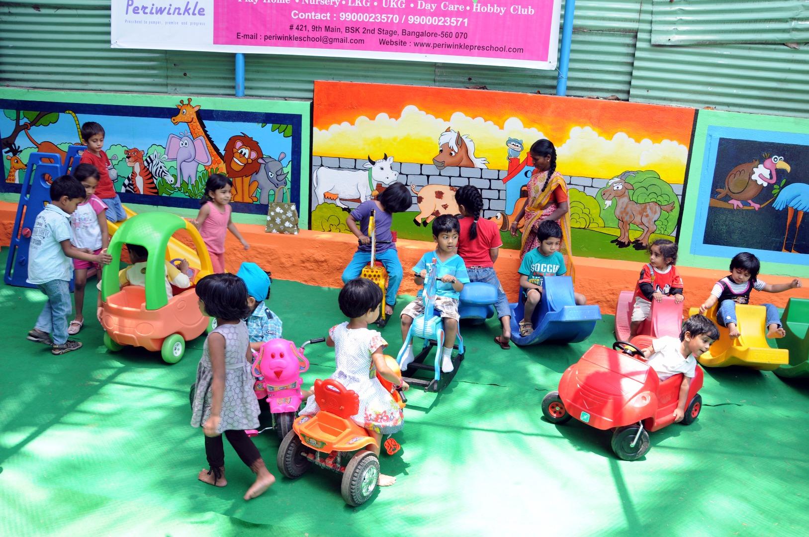 Periwinkle Preschool