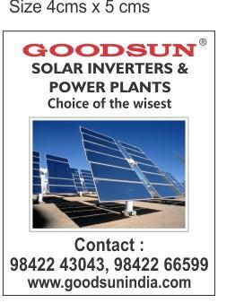 Goodsun Industries Pvt Ltd