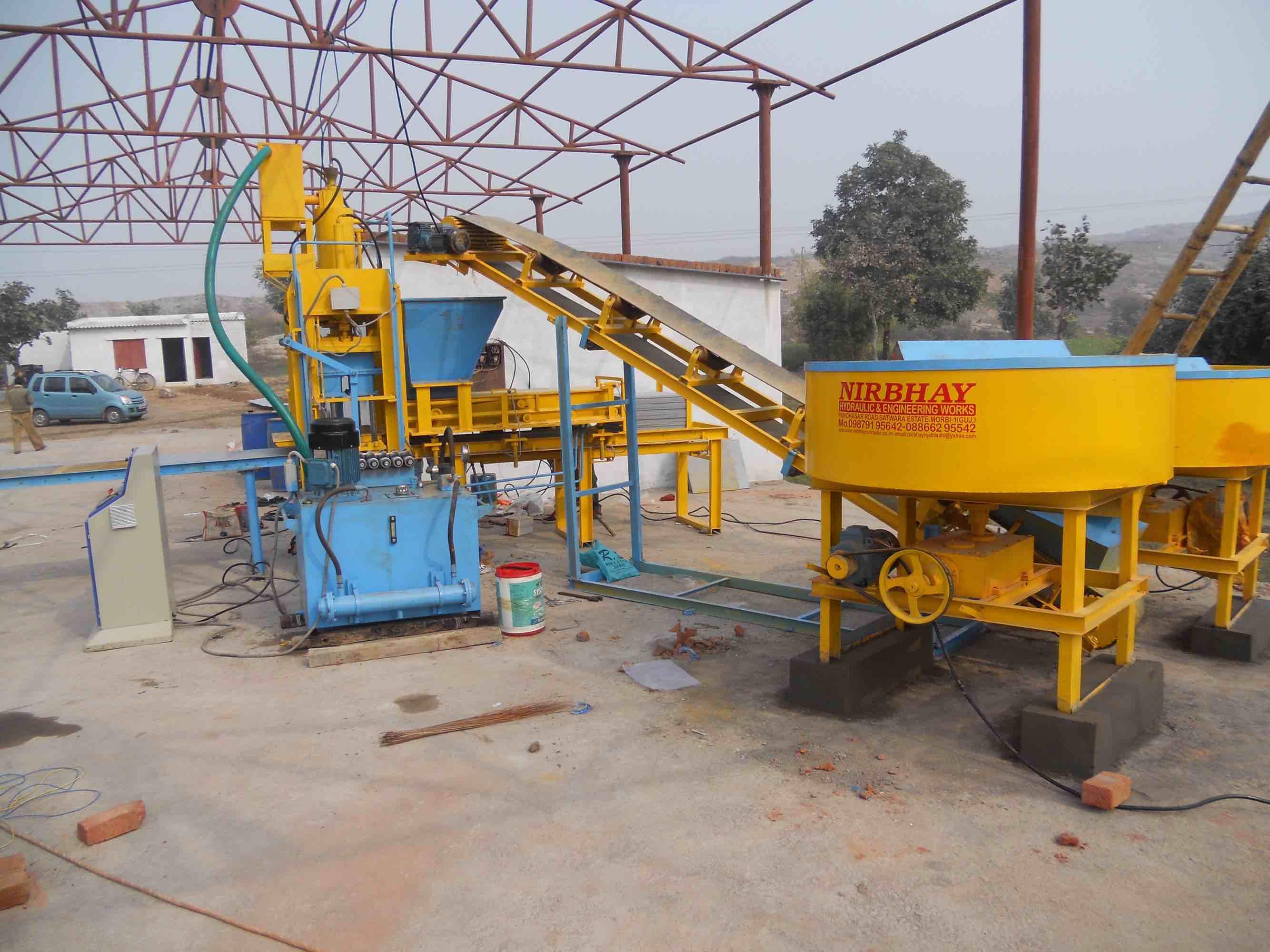 Nirbhay Hydraulic & Eng. Works