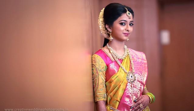 Druthi Bridal Makeup