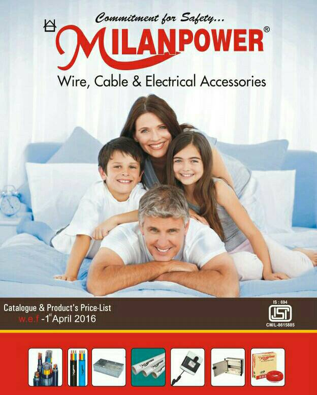 MILAN POWER - Manufacturer And Distributor Of Wires, Cables And Electrical Accesories.