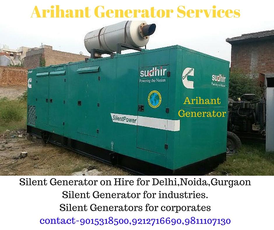 Arihant Generator Services
