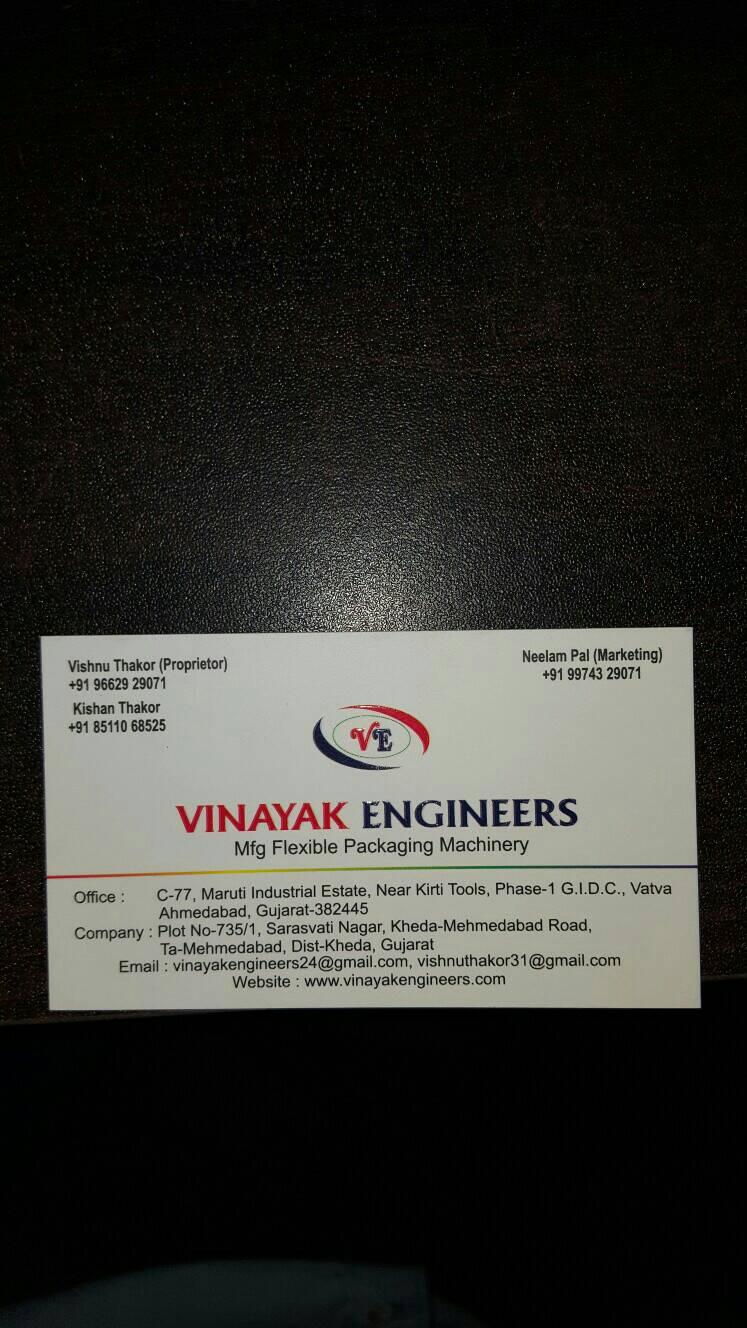 Vinayak Engineers