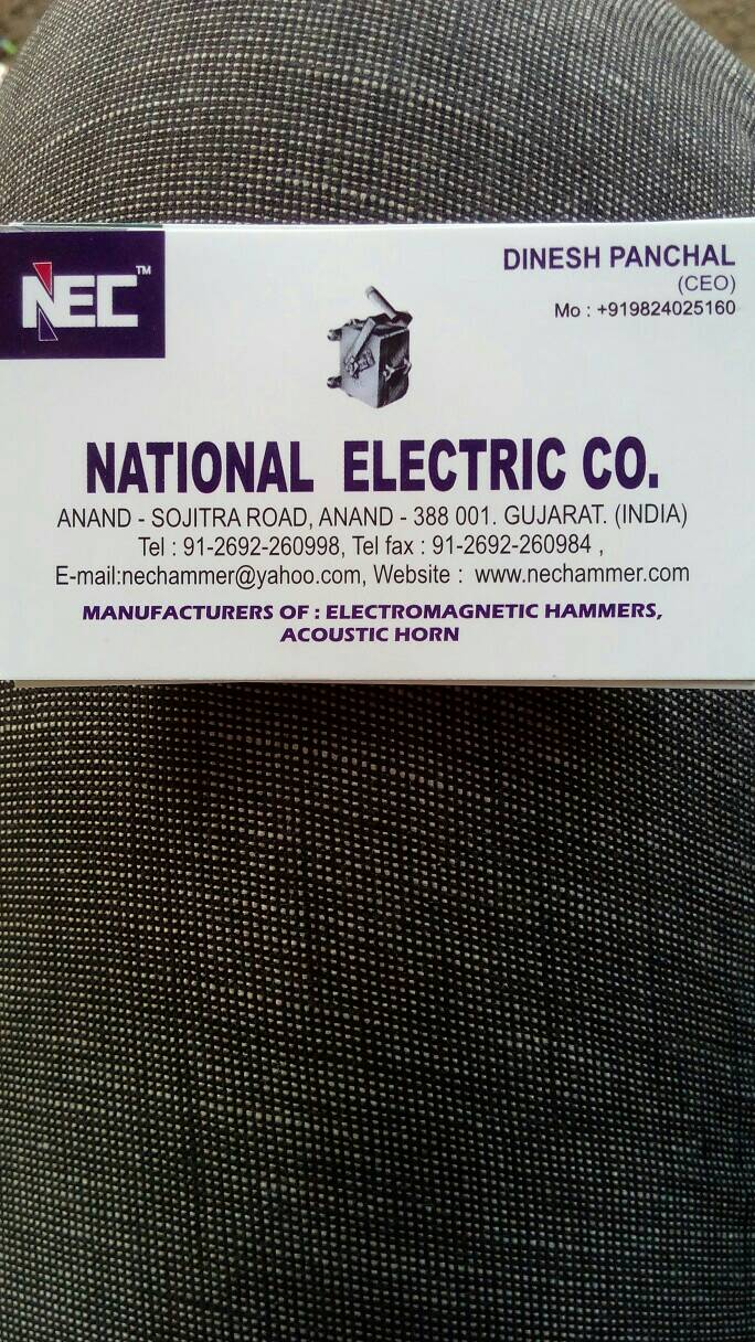 Nstional Electric Co