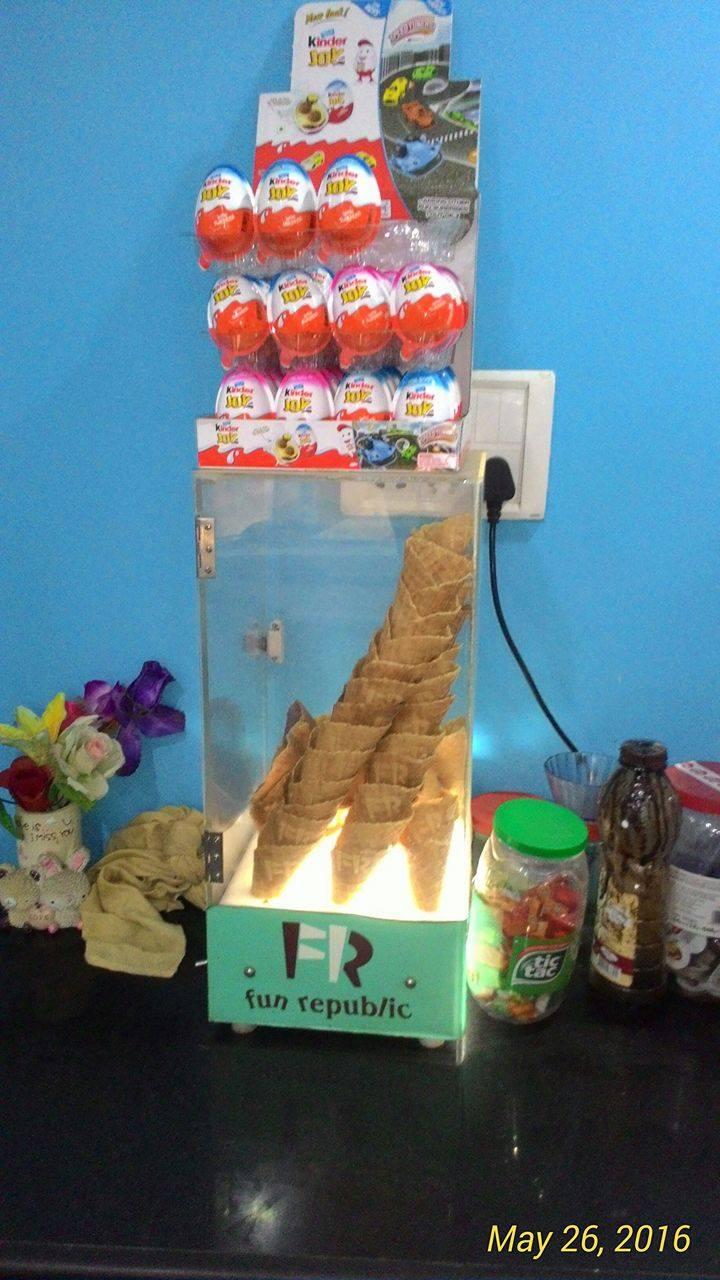 Fun Republic Ice Cream Parlour