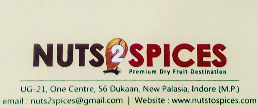 NUTS 2 SPICES