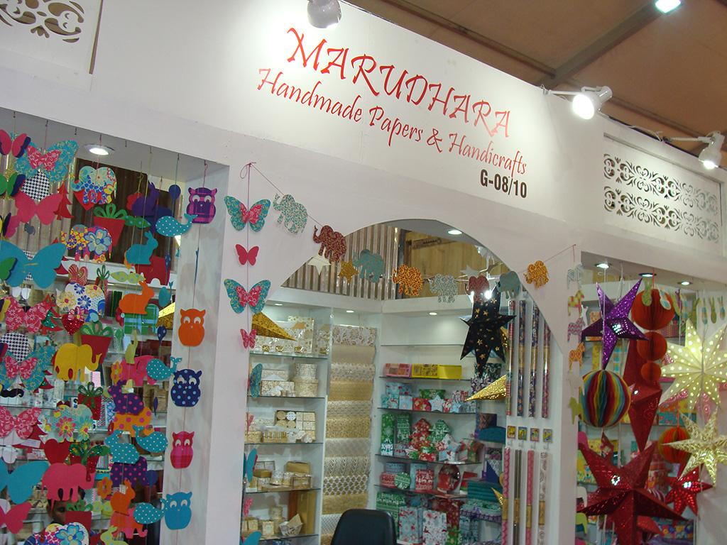 Marudhara Handmade Papers & Handicrafts