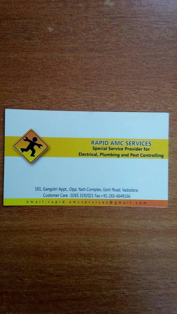 Rapid Amc Services