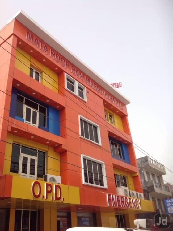 Mata Roop Rani Maggo Hospital