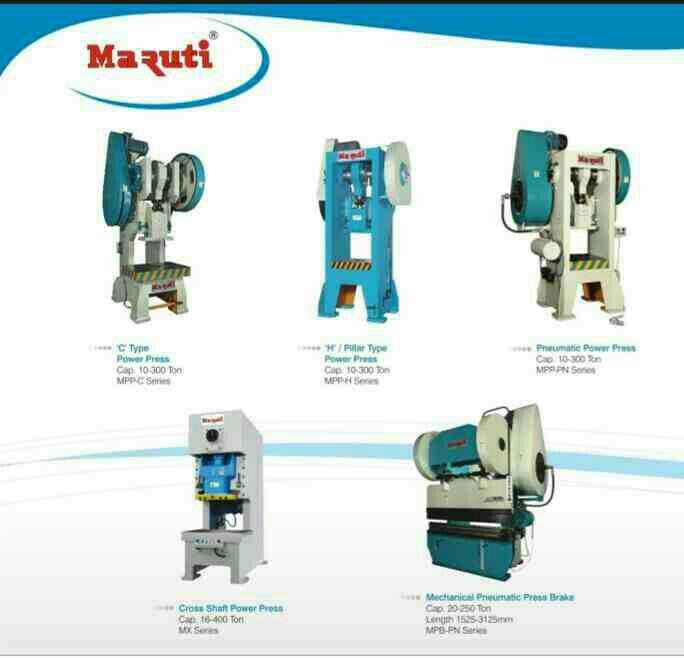 Maruti Machine Tools