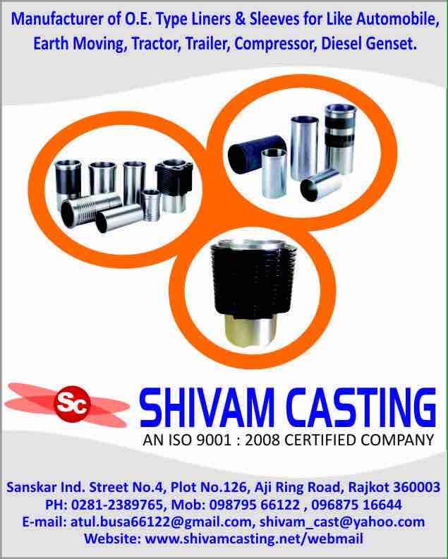 Shivam Casting