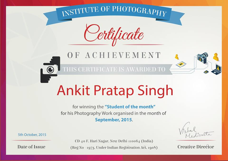 Institute Of Photography