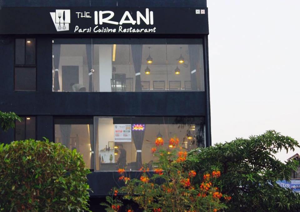 The IRANI Parsi Cuisine Restaurant