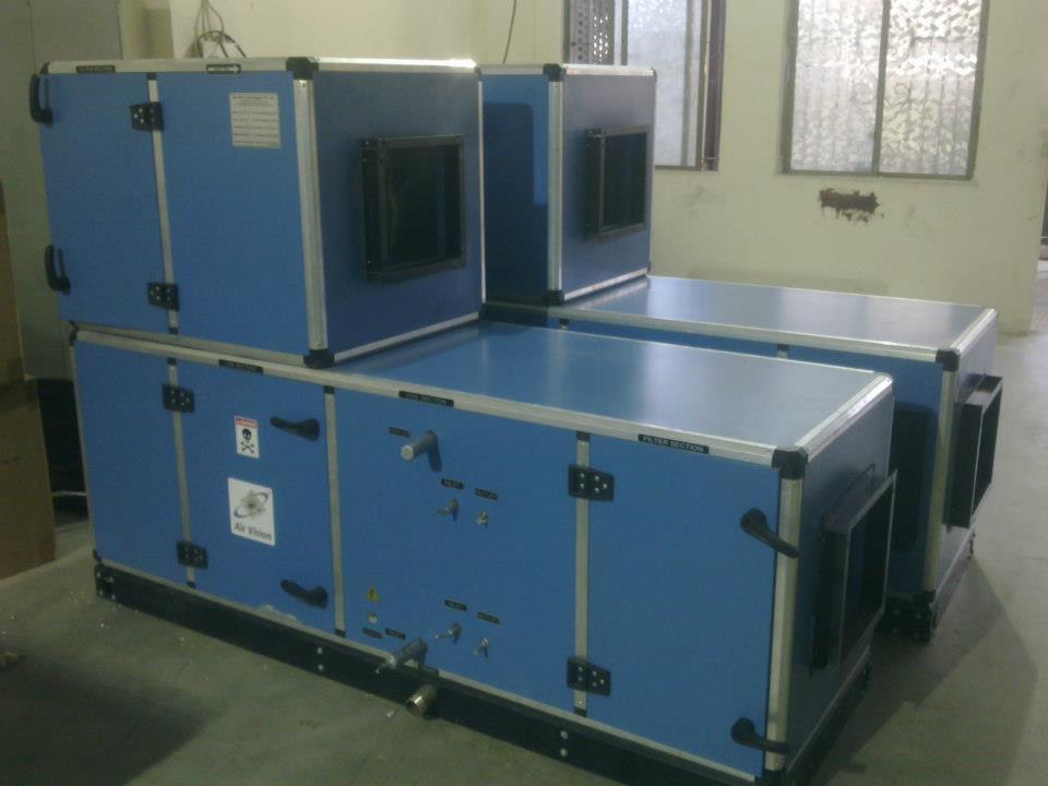 Air vision Technologies Pvt Ltd