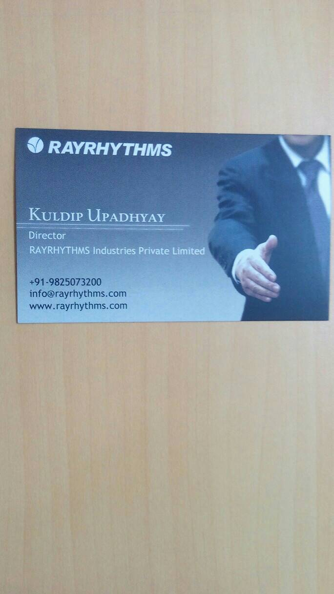Rayrhythms