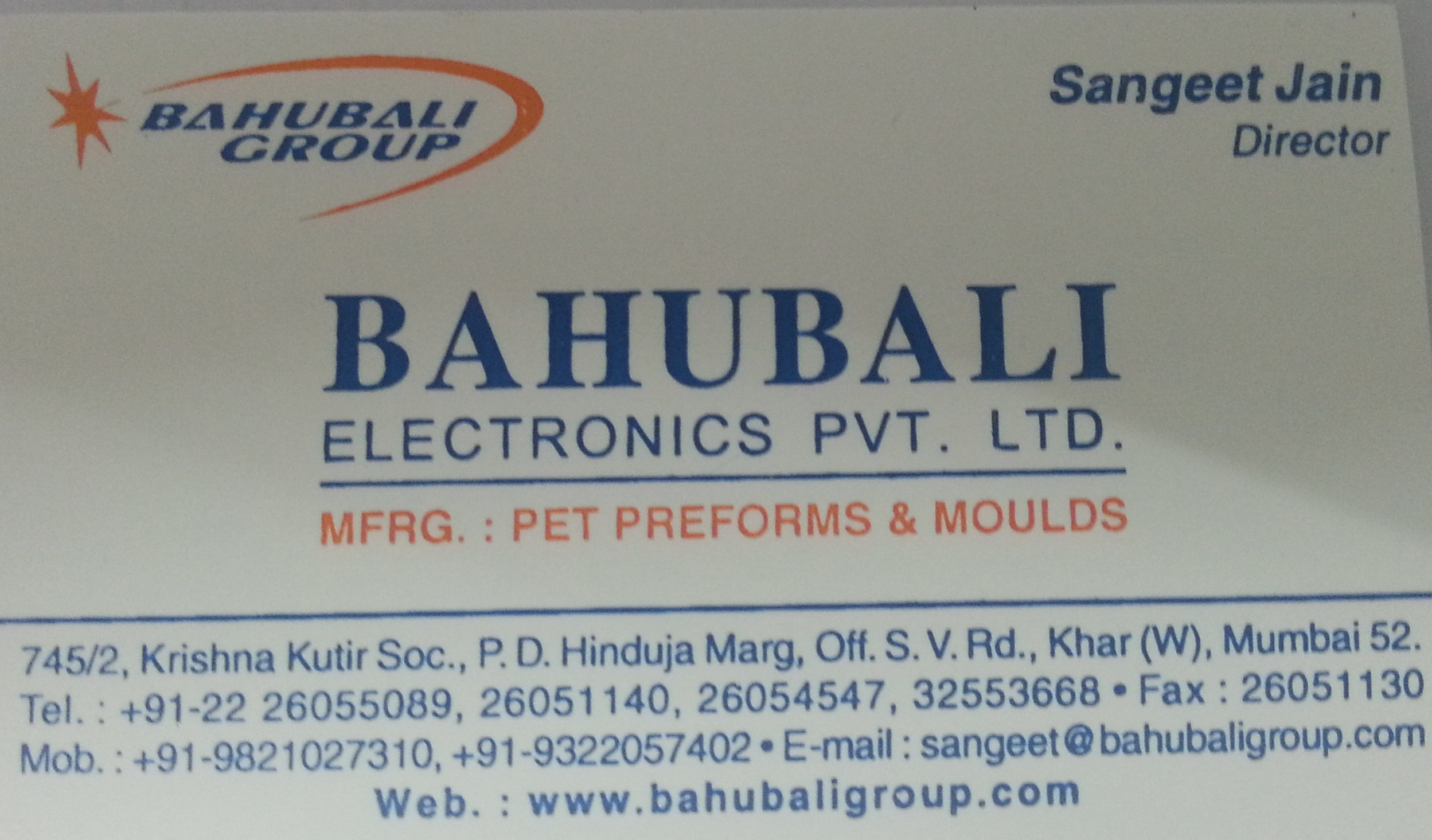 Bahubali Group