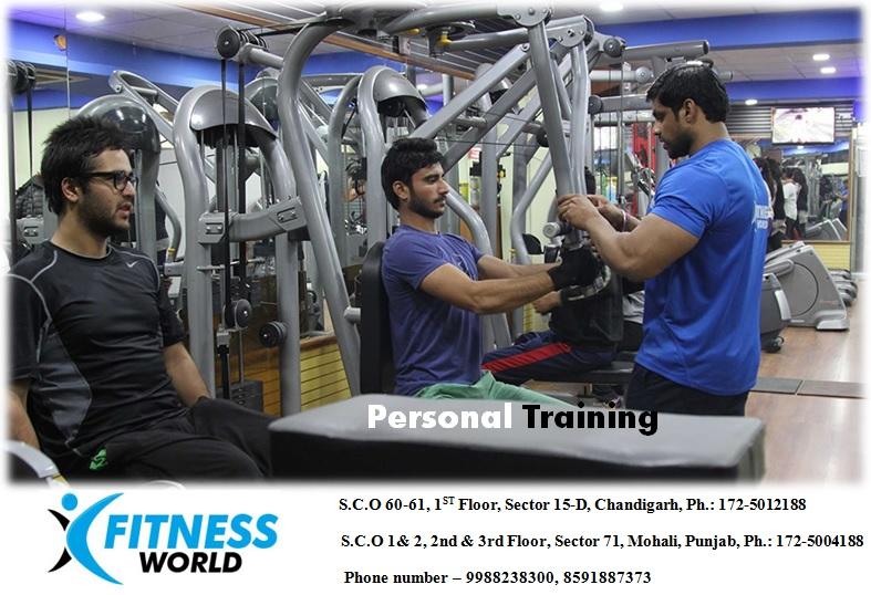 Fitness world 9988238300