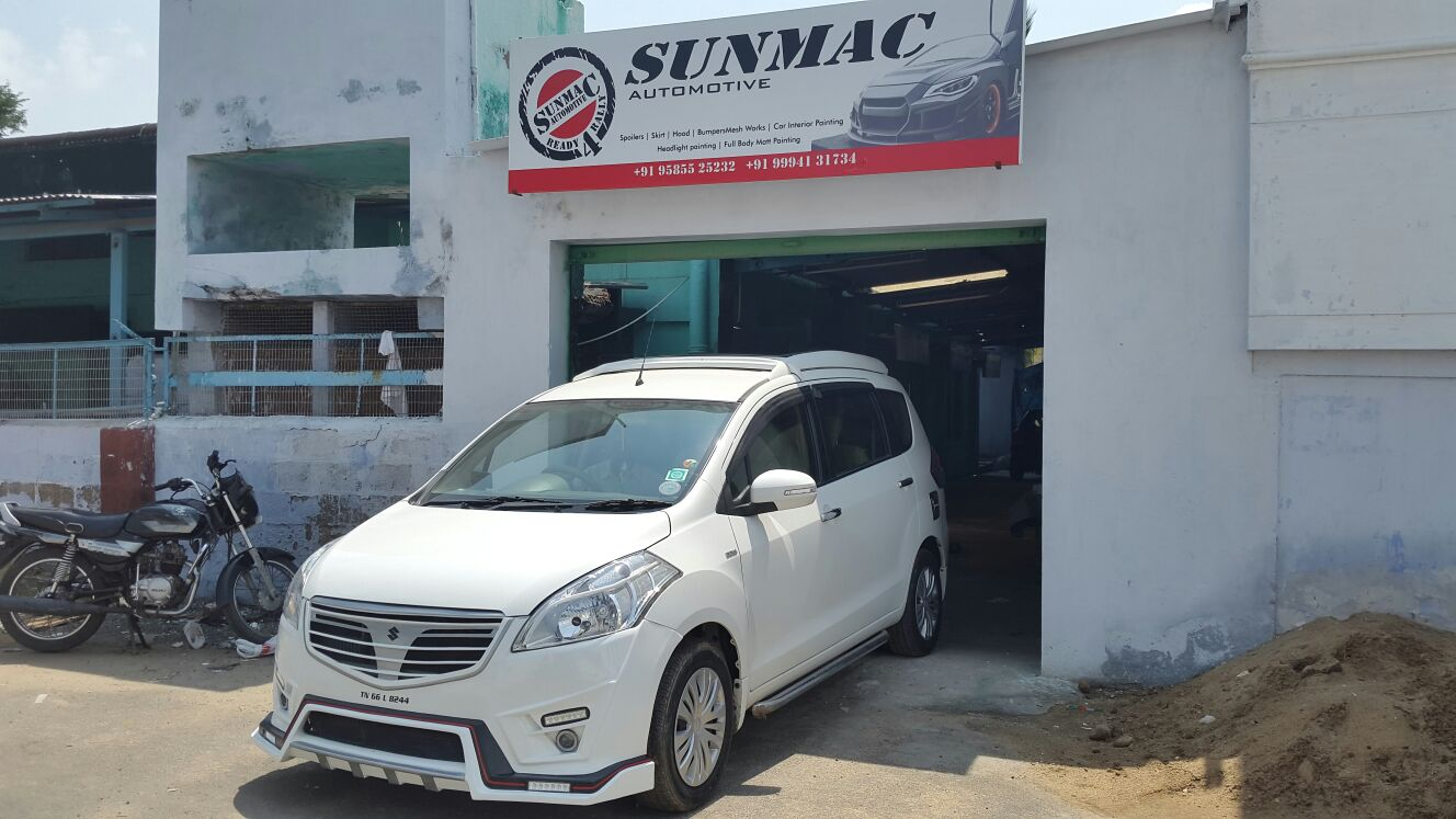 Image from Sunmac Automotive