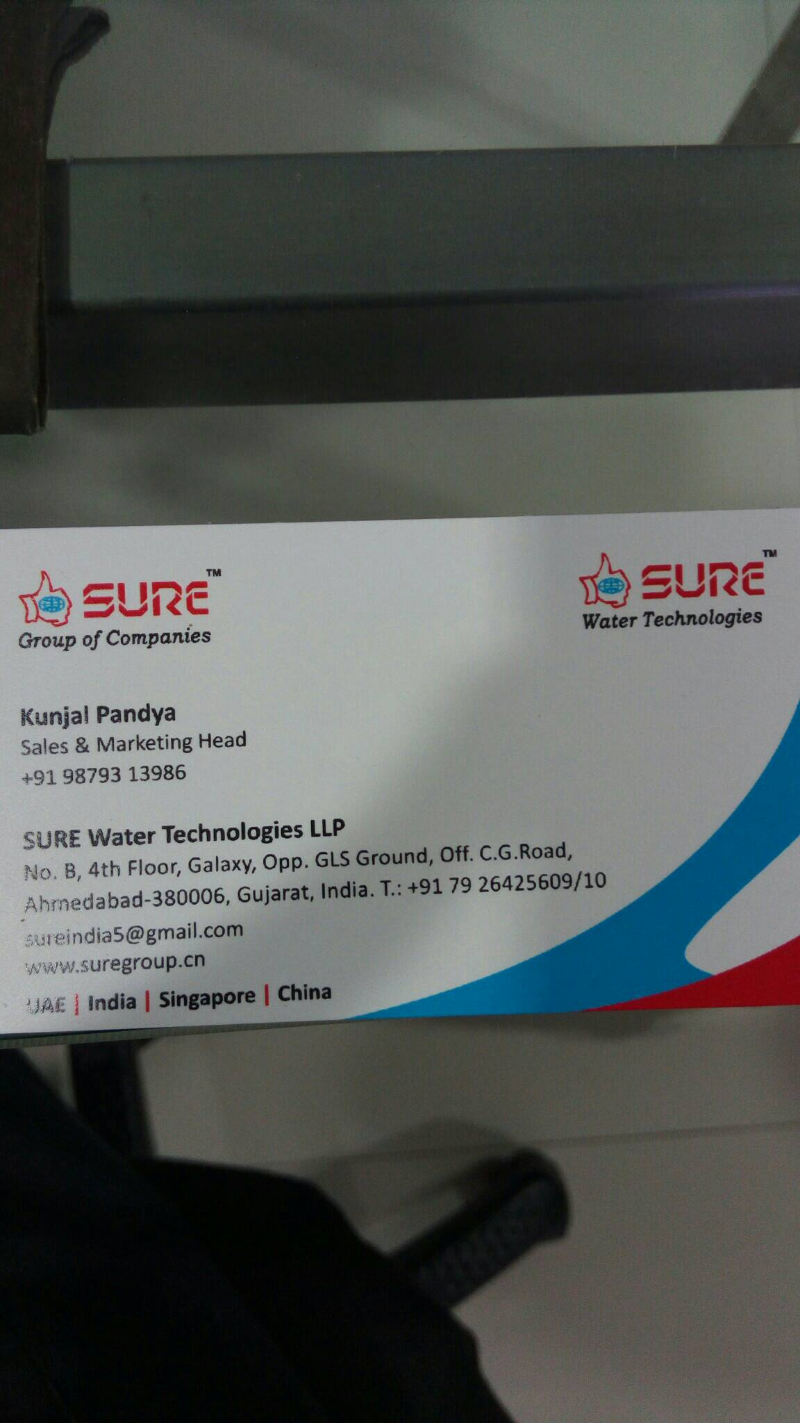 Sure Water Technologies