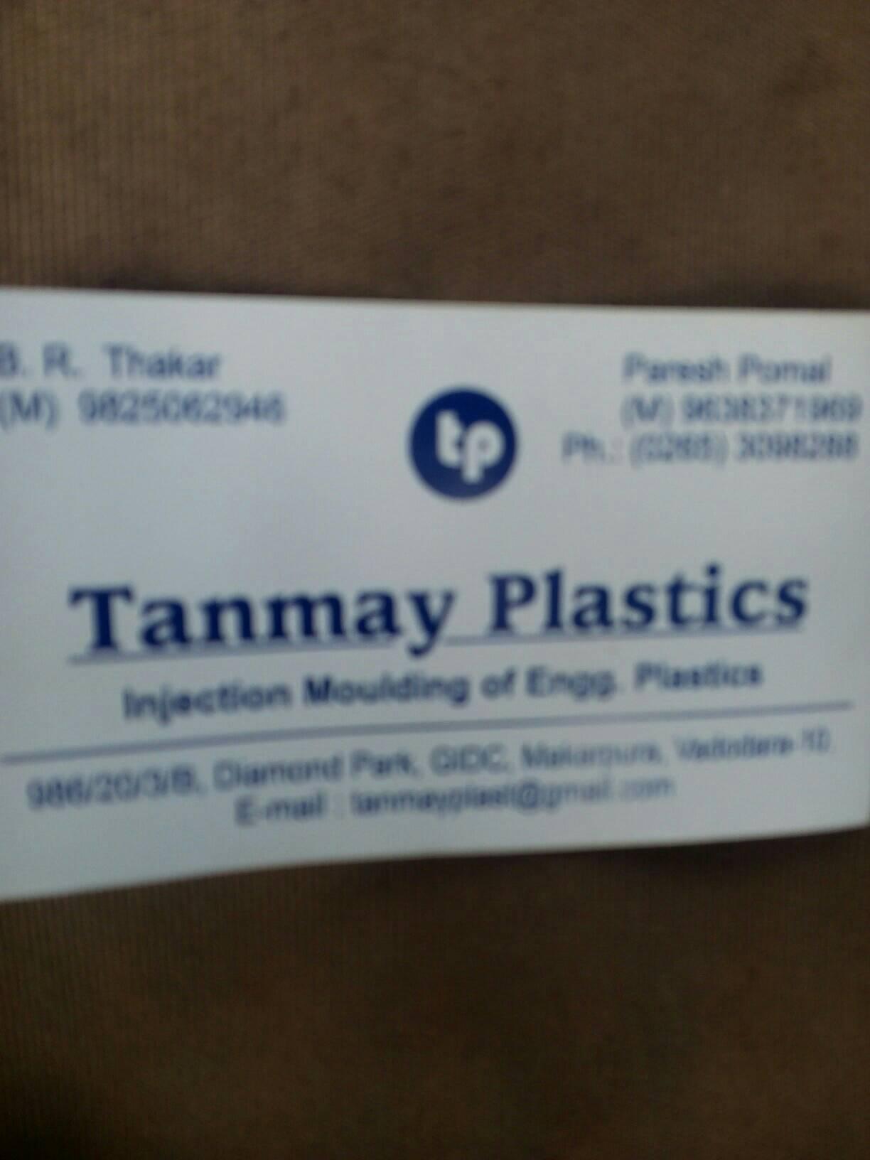 Tanmay Plastics