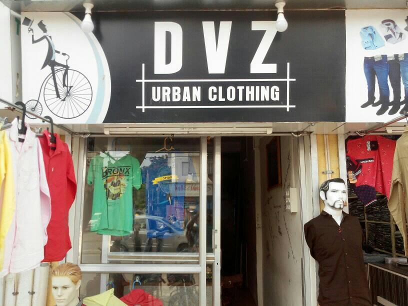 Dvz Urban Clothing