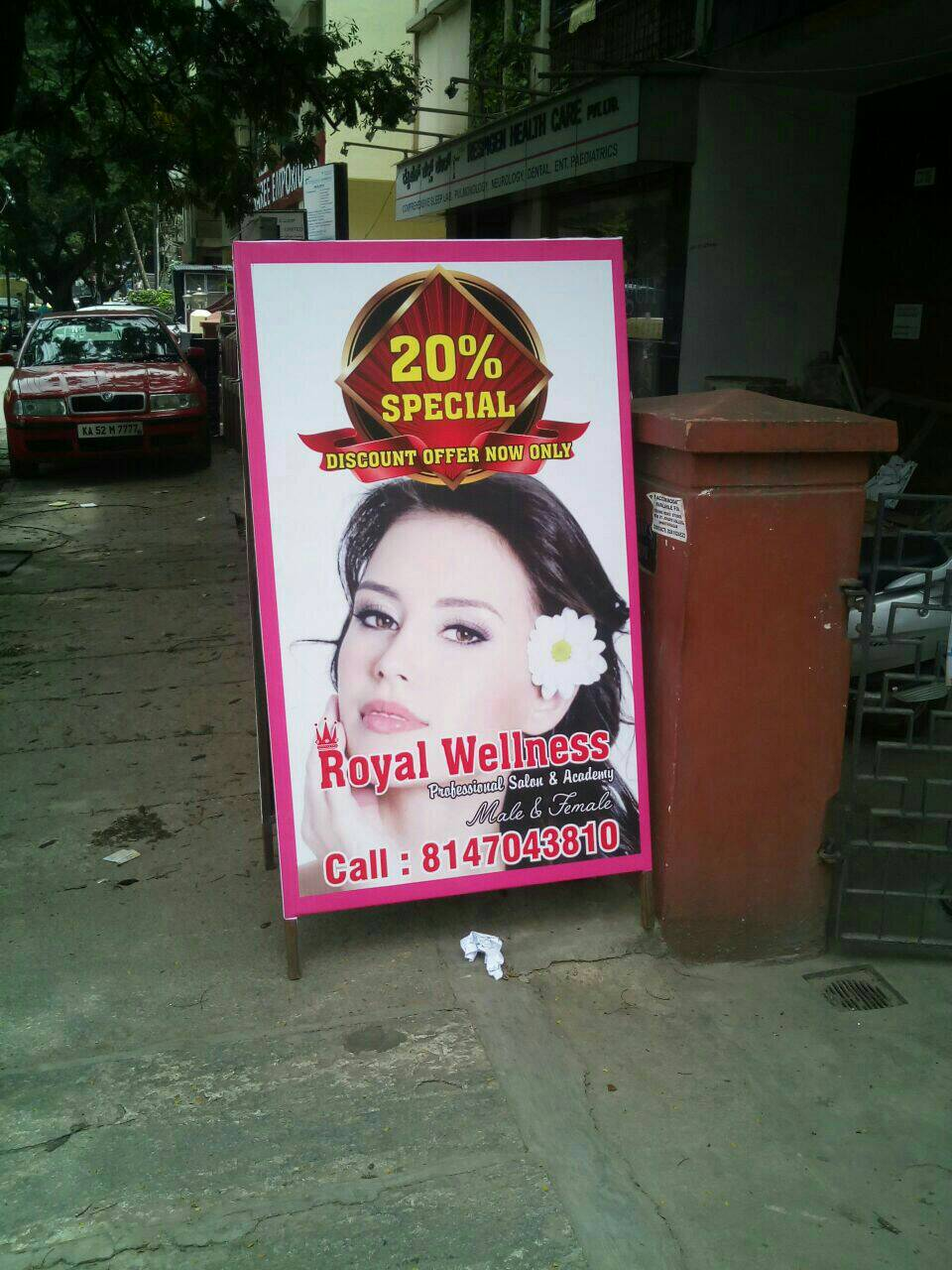Royal Wellness Salons