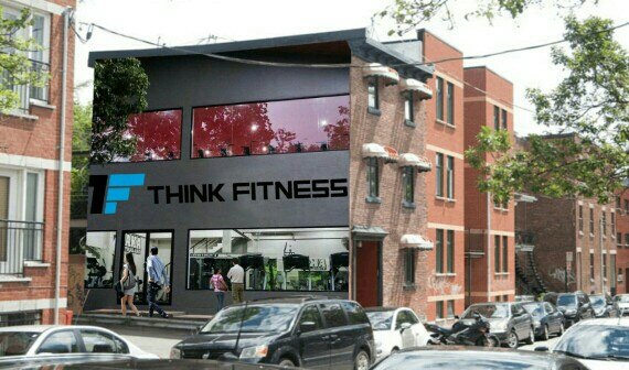 Think Fitness and Sports Equipments