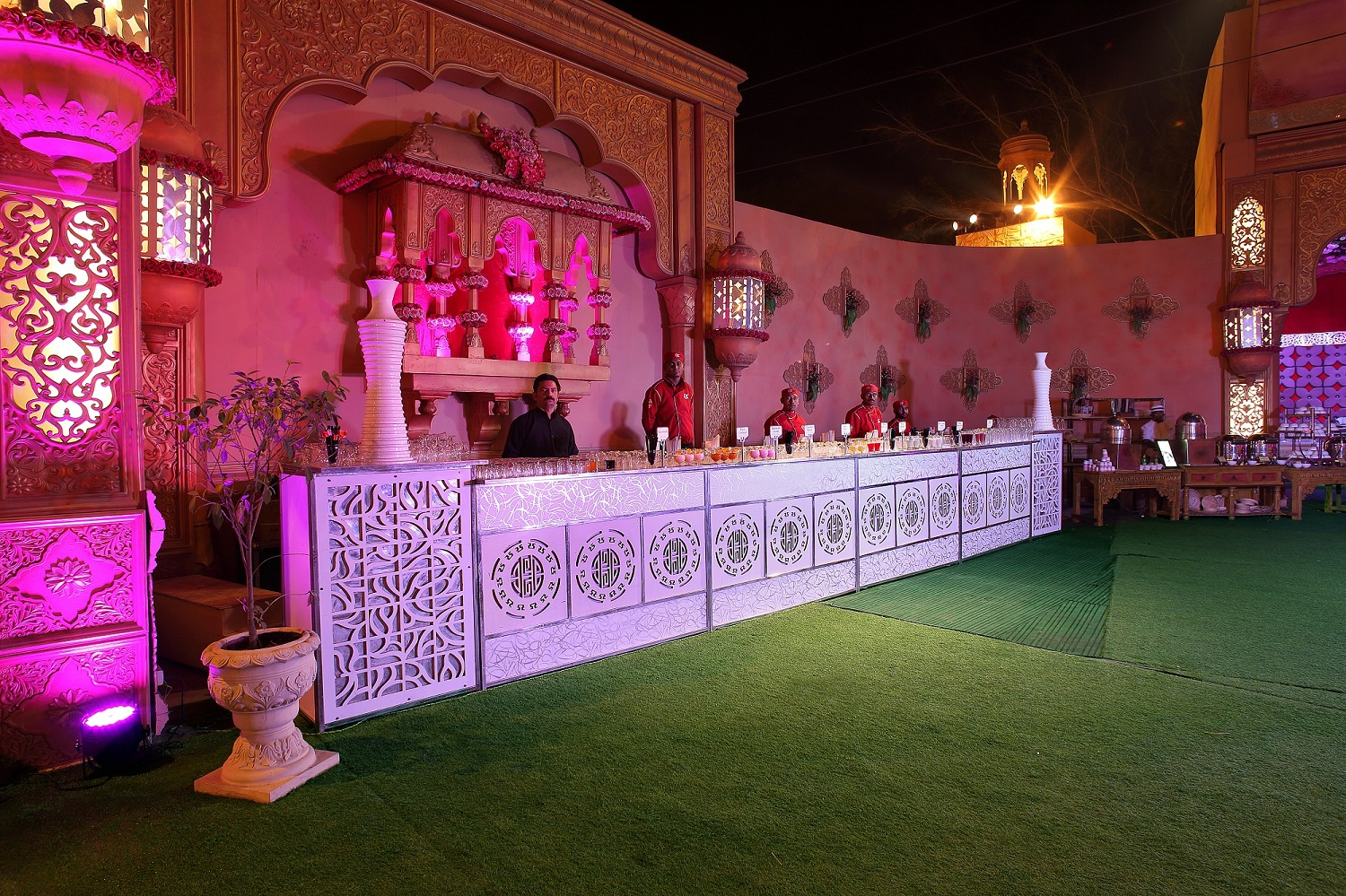 Wedding venues at gt karnal road delhi