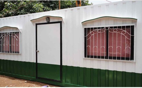 Rida Portable Cabins