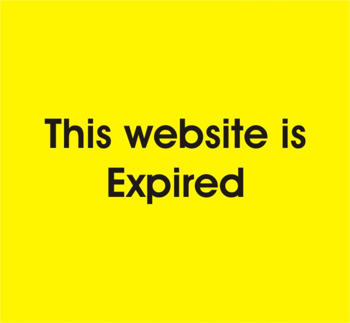 this website is expired