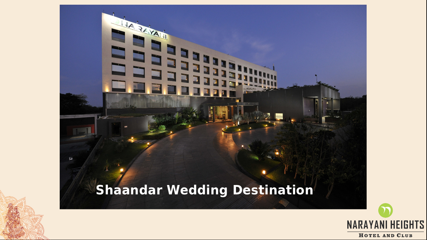 The Wedding Destination