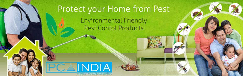 PCA India   Pest Control Services