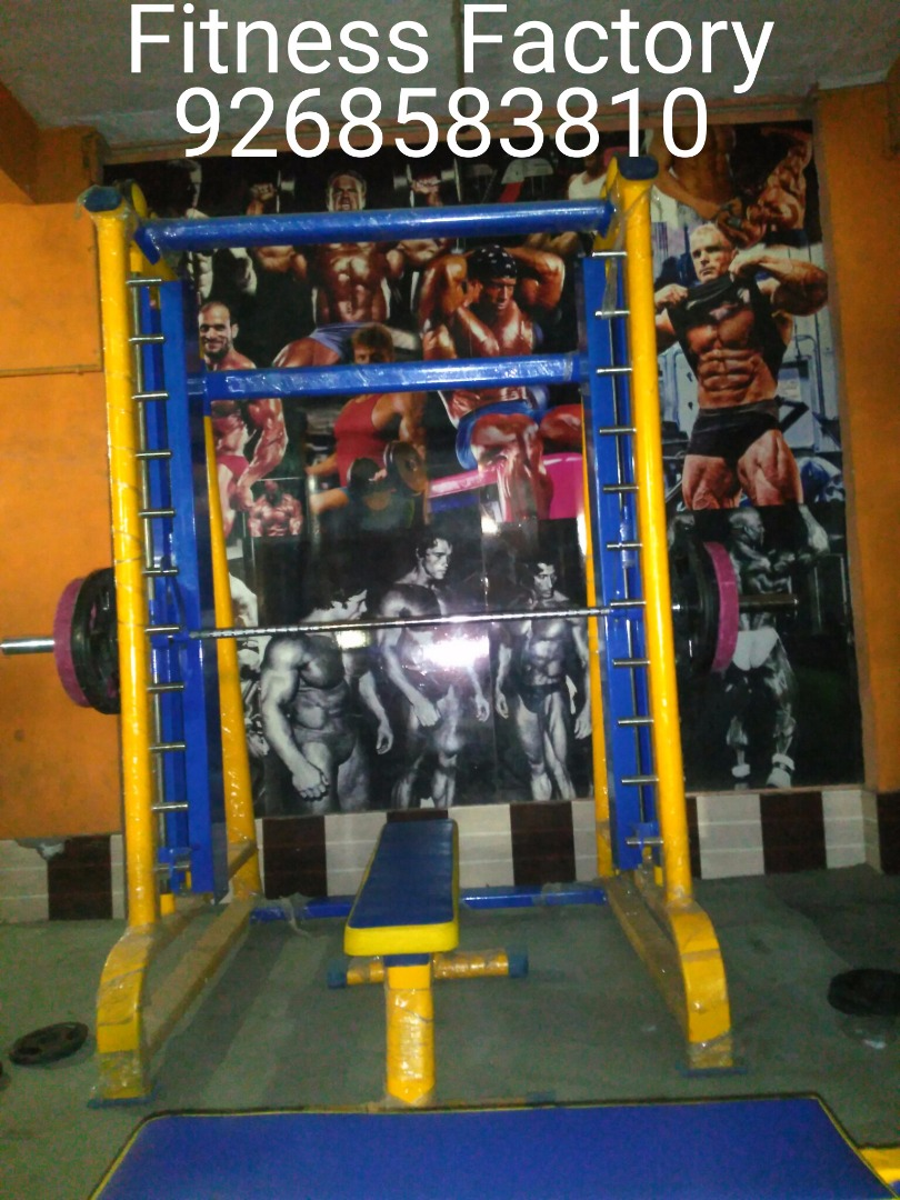 Fitness Factory - Gym Equipments Manufacturer / Importer